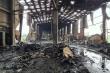 Bắc Ninh: Nổ lò hơi gây cháy xưởng giấy, 2 người thương vong