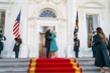 Giây phút ông Biden không thấy ai mở cửa khi 'dọn về' Nhà Trắng