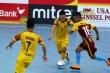 Trực tiếp Futsal HDBank VĐQG 2020: Sanatech Khánh Hòa vs Sahako
