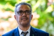Tổng giám đốc WHO lau nước mắt kêu gọi thế giới đoàn kết chống COVID-19
