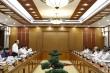 Bộ Chính trị làm việc chuẩn bị đại hội các đảng bộ trực thuộc Trung ương