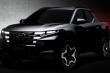 Mẫu xe bán tải đầu tiên của Hyundai sắp ra mắt