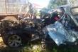 Tai nạn thảm khốc  trên đường Hồ Chí Minh khiến 6 người thương vong