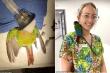 Bác sĩ thú y 'phẫu thuật', lắp cánh mới cho vẹt quý