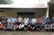 Bắt 22 con bạc đang đá gà trong vườn điều ở Đồng Nai