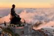 Thiêng liêng hành trình bái Phật cầu an trên đỉnh Fansipan mùa lễ tạ cuối năm