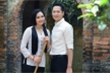 Lương Nguyệt Anh e ấp bên diễn viên phim 'Hôn nhân trong ngõ hẹp'