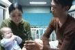 Hy hữu bé trai 3 tháng tuổi có quả tim nằm bên phải