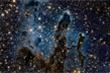 Hình ảnh tuyệt đẹp về 'cây cột sáng tạo' trong vũ trụ