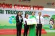 Hàng nghìn học sinh tích cực gom rác thải nhựa, bảo vệ môi trường
