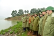 Video: Phó Thủ tướng Trịnh Đình Dũng trực tiếp kiểm tra hồ Kẻ Gỗ