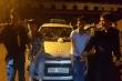Phát hiện ma túy trong chiếc taxi chạy quá tốc độ trong đêm