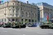 Nga tổng duyệt chuẩn bị cho lễ duyệt binh kỷ niệm 75 năm Chiến thắng phát xít