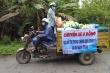 Video: Xe 0 đồng mang lương thực đến điểm cách ly ở An Giang