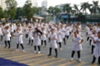 Y bác sĩ Bệnh viện K nhảy flashmob 'rửa tay'