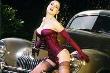 Xe độc của vũ nữ Dita Von Teese gây sốt trên eBay