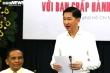 Tạm đình chỉ tư cách đại biểu HĐND của 2 ông Trần Vĩnh Tuyến và Trần Trọng Tuấn