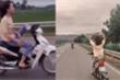 Xử phạt nữ sinh lớp 10 ở Tuyên Quang lái xe máy bằng chân, giơ tay 'thả tim'