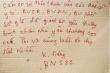 Bệnh nhân COVID-19 từ 'cửa tử' trở về ghi lời cảm ơn bác sĩ trên giường bệnh