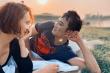 Tiết lộ ảnh lãng mạn của Hồng Diễm, Quốc Đam trong 'Hướng dương ngược nắng'