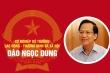 Infographic: Sự nghiệp Bộ trưởng Lao động - Thương binh và Xã hội Đào Ngọc Dung
