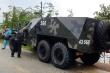 Video: Xe đặc chủng vào cứu nạn tại hiện trường sạt lở thủy điện Rào Trăng 3