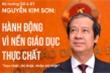 Bộ trưởng GD&ĐT sẽ làm gì với yêu cầu 'học thật, thi thật, nhân tài thật'?