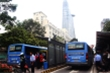Sở GTVT TP.HCM khẳng định không có việc xe buýt ngưng hoạt động từ 15/8