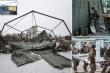 Pháp xây bệnh viện dã chiến quân sự chống dịch Covid-19