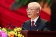 Tổng Bí thư Nguyễn Phú Trọng tái đắc cử với số phiếu gần như tuyệt đối