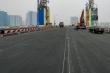 Cầu Thăng Long gấp rút hoàn thiện công đoạn cuối, sẵn sàng thông xe từ 7/1
