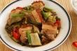 Món ngon mỗi ngày: Thịt quay kho dưa chua