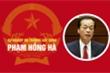 Infographic: Sự nghiệp Bộ trưởng Xây dựng Phạm Hồng Hà