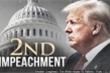 Ông Trump bị Hạ viện Mỹ luận tội