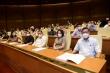 Thông qua Chương trình kỳ họp thứ nhất, Quốc hội khóa XV