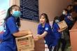 Thành Đoàn TP.HCM chuyển 20 tấn nhu yếu phẩm đến người dân vùng lũ miền Trung