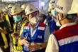 Chủ tịch TP.HCM Nguyễn Thành Phong thị sát tuyến Metro Bến Thành - Suối Tiên