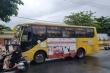 Bất chấp lệnh cấm, xe buýt liền kề Quảng Nam vẫn vào nội thành Đà Nẵng
