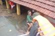 Lũ trên nhiều sông đạt đỉnh và xuống chậm, Quảng Nam cảnh báo nguy cơ lũ quét