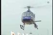 Màn trình diễn ấn tượng của Audi A7 và trực thăng