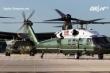 Video: Trực thăng của Tổng thống Mỹ lắp hoàn chỉnh, thử bay ở Nội Bài