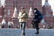 Số người mắc COVID-19 ở Nga tăng kỷ lục