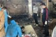 Cháy nhà ở Bắc Giang, phát hiện 1 người chết chưa rõ danh tính