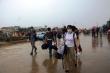 Hơn 300 du khách tức tốc rời đảo Lý Sơn trước giờ bão số 5 đổ bộ