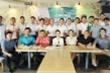 Gần 100 doanh nhân tham dự giải tennis 'Chung tay hướng về miền Trung'