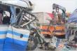 Xe khách đi lễ chùa tông đuôi xe đầu kéo: Thêm nạn nhân không qua khỏi