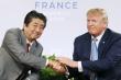 Tổng thống Trump: Shinzo Abe là Thủ tướng vĩ đại nhất Nhật Bản