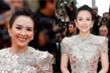 Chương Tử Di nổi bật giữa dàn mỹ nhân thế giới tại Cannes 2019