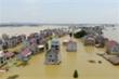 Trung Quốc đối mặt lũ lụt: 71 sông ngập trên mức cảnh báo