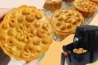 Cách làm bánh trung thu bằng nồi chiên không dầu